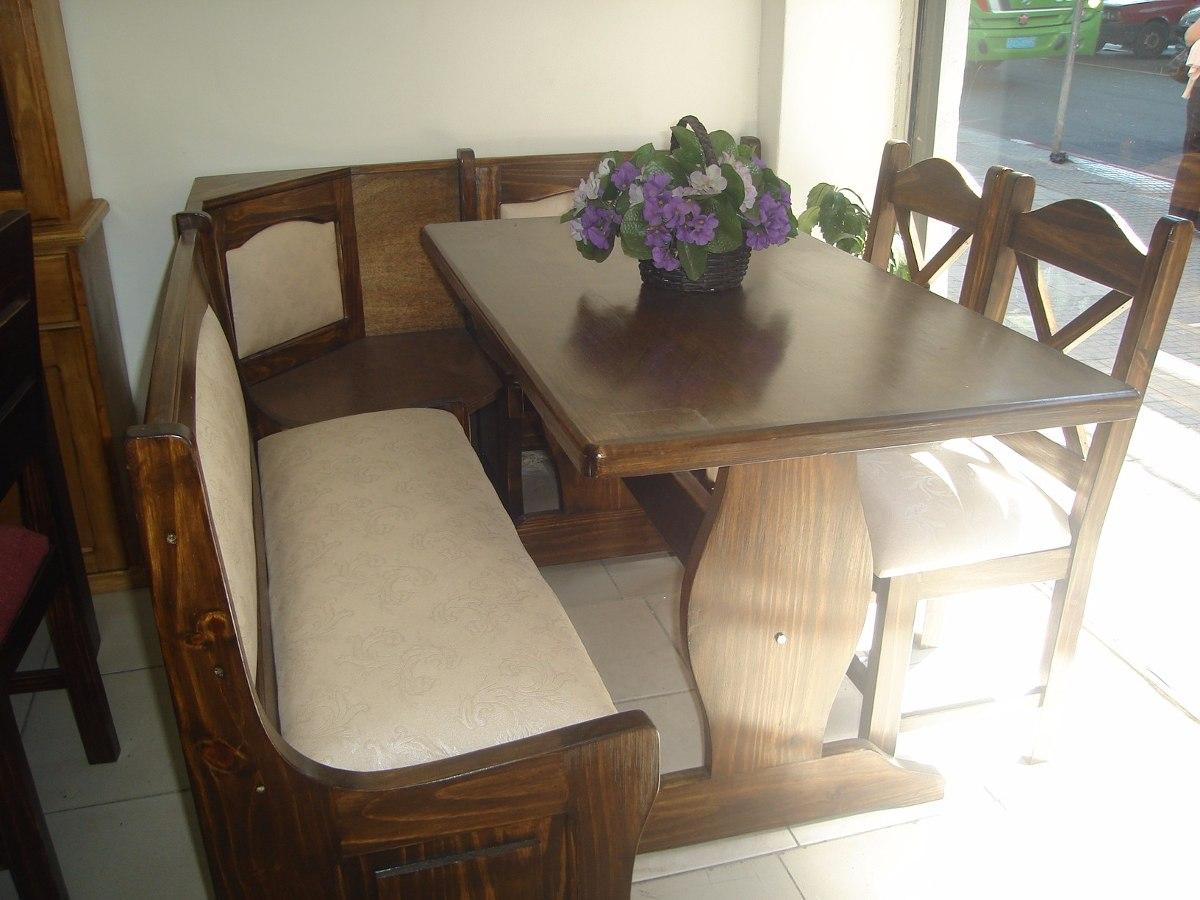Comedor Esquinero Para Cocina. 46 Dining Room Table Sets With Bench ...
