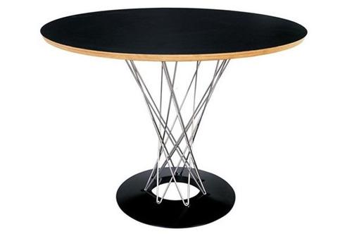 juego de comedor mesa cyclone y sillas panton mad for modern