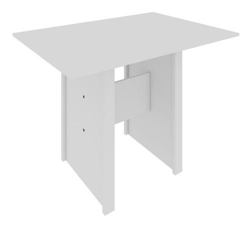 juego de comedor mesa y 4 sillas madera mdf tapizado cuerina