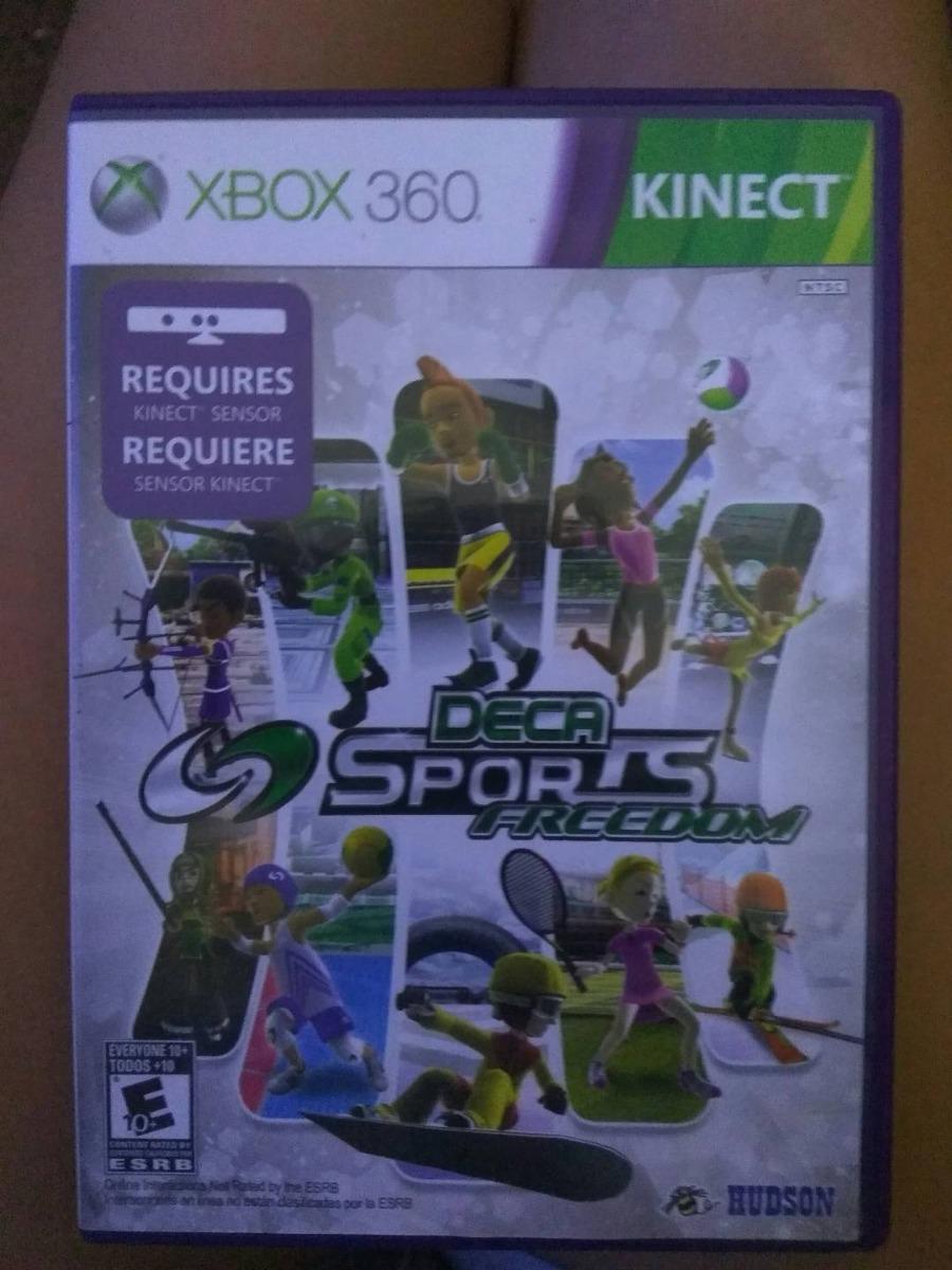 Juego De Deportes Para Xbox 360 Original 800 00 En Mercado Libre