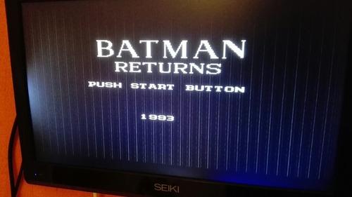 juego de family game batman returns