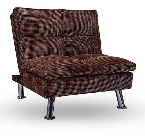 juego de living sofá cama sillón sillones puff muebles web