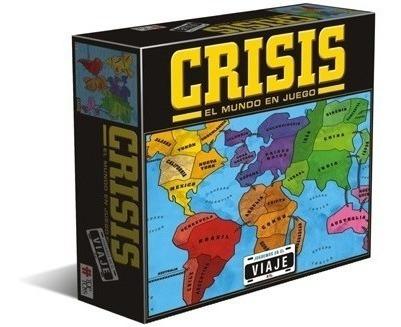 juego de mesa crisis de viaje