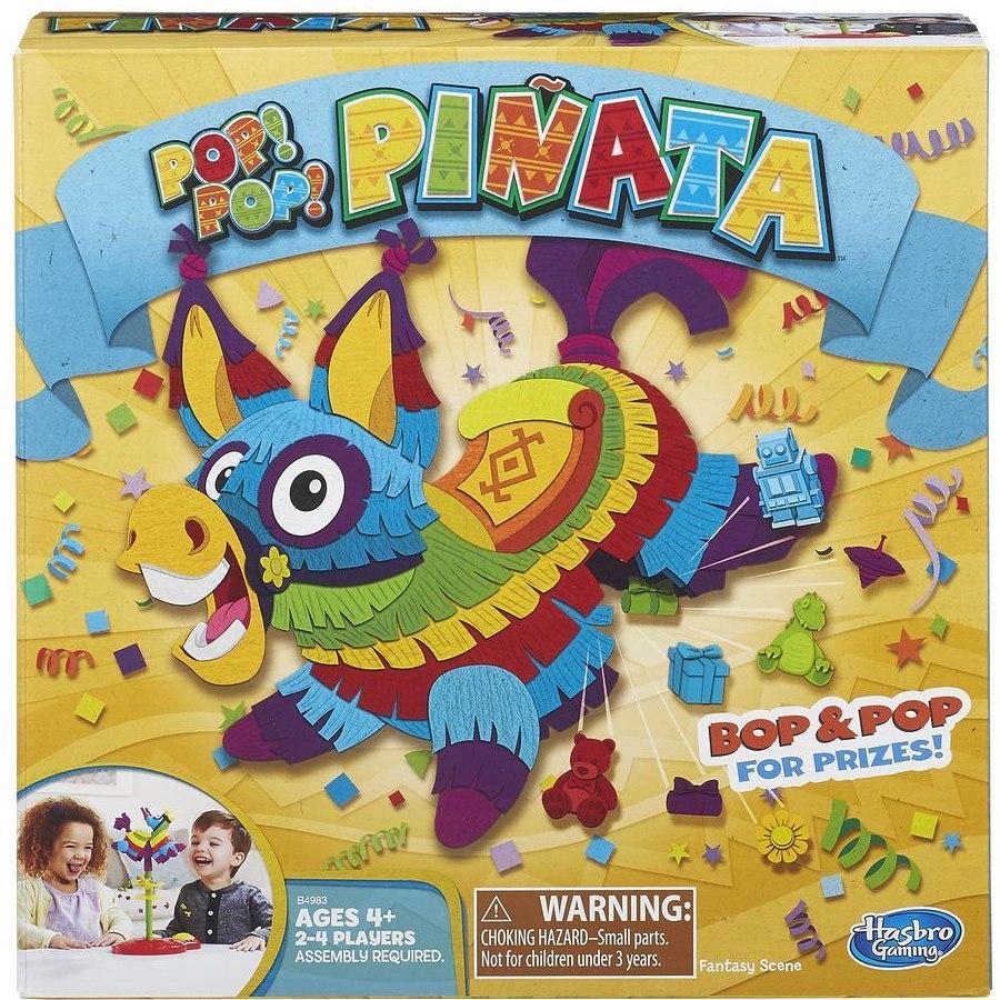Juego De Mesa Hasbro Gaming Pop Pop Rompe Pinata 469 00 En