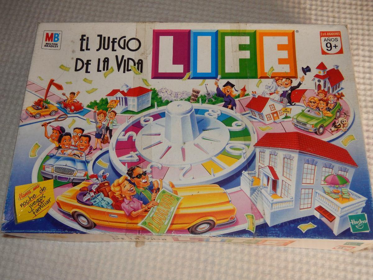 Juego De Mesa Life 490 00 En Mercado Libre