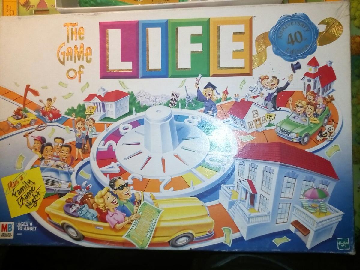 Juego De Mesa Life 800 00 En Mercado Libre