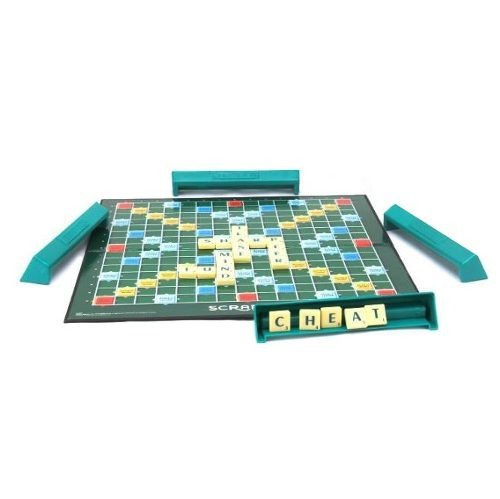 Juego De Mesa Scrabble En Espanol Todo Aca 214 00 En Mercado Libre