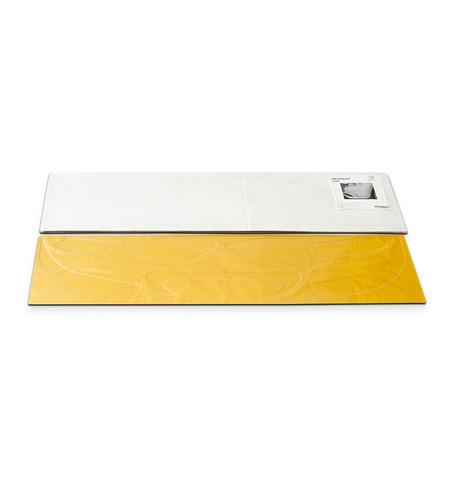 juego de molduras silicona paragolpe peugeot 208 5p original