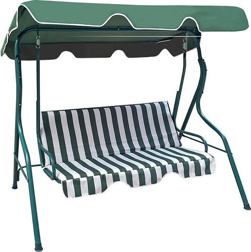 juego de patio hamaca silla sombrilla mesa jardin divino