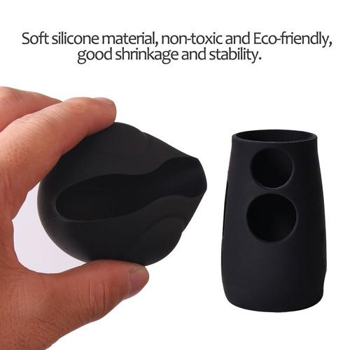 juego de piel protectora de silicona para samsung gear 36