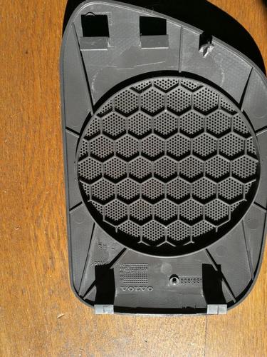 juego de rejillas originales para parlantes volvo s40 2001