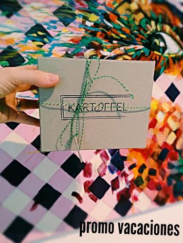 juego didáctico pequeño pintor kartoffel