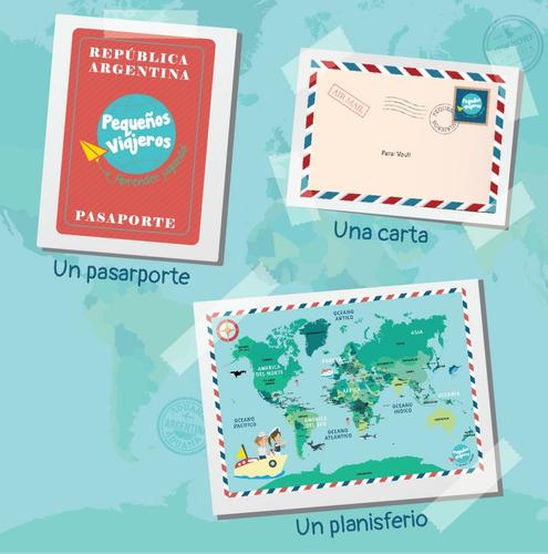 juego didáctico pequeños viajeros edición rusia
