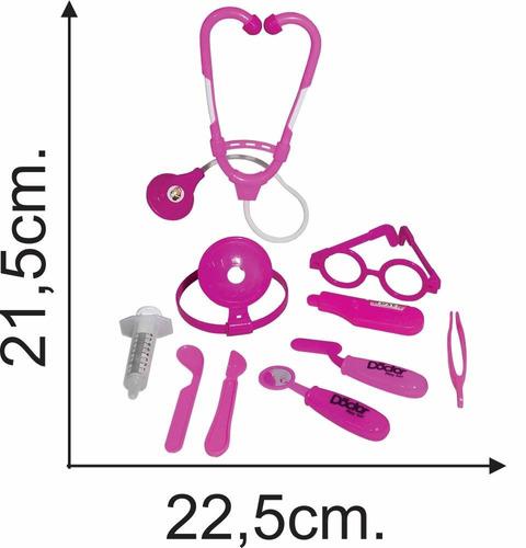 juego doctor set doctor en valija juguete - el regalón