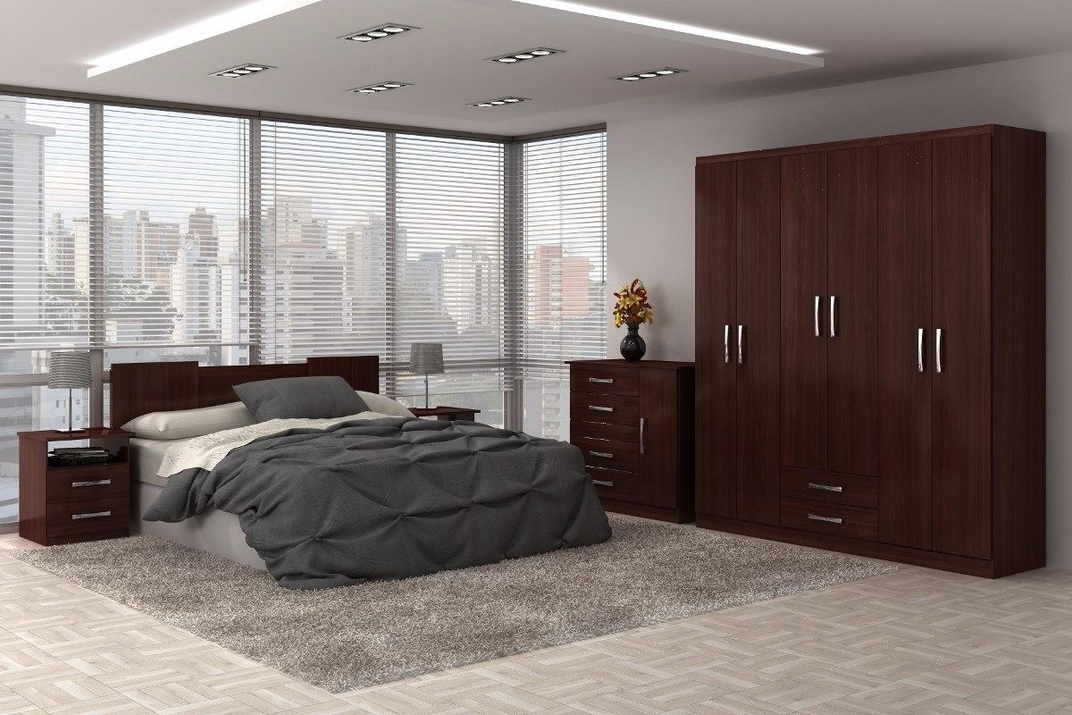 Juego dormitorio ropero respaldo c moda mesa mobelstore for Juego de dormitorio montevideo