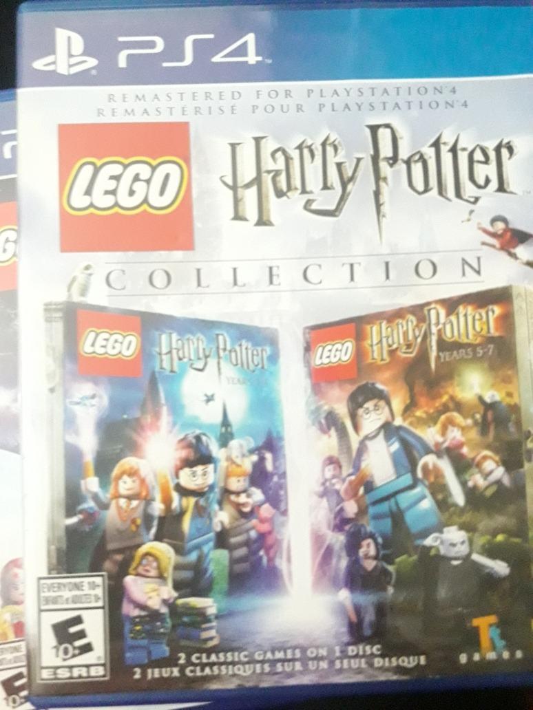 Juego Harry Potter Ps4 690 00 En Mercado Libre