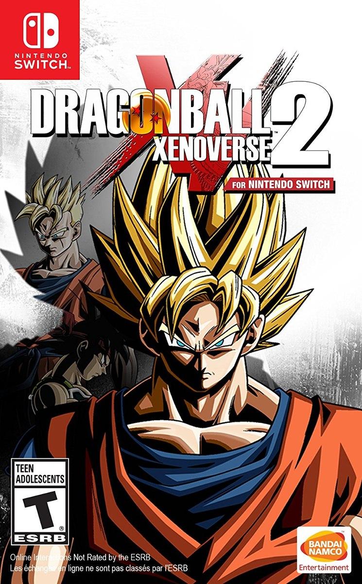 Juego Nintendo Switch Dragon Ball Xenoverse 2 Envio 2 400 00