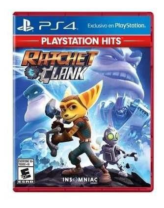 juego oficial ps4 ratchet y clank latam - elbunkker envio gr