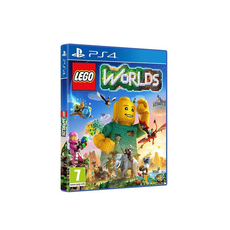 Juego Para Ps4 Lego Worlds Zonatecno U S 35 00 En Mercado Libre