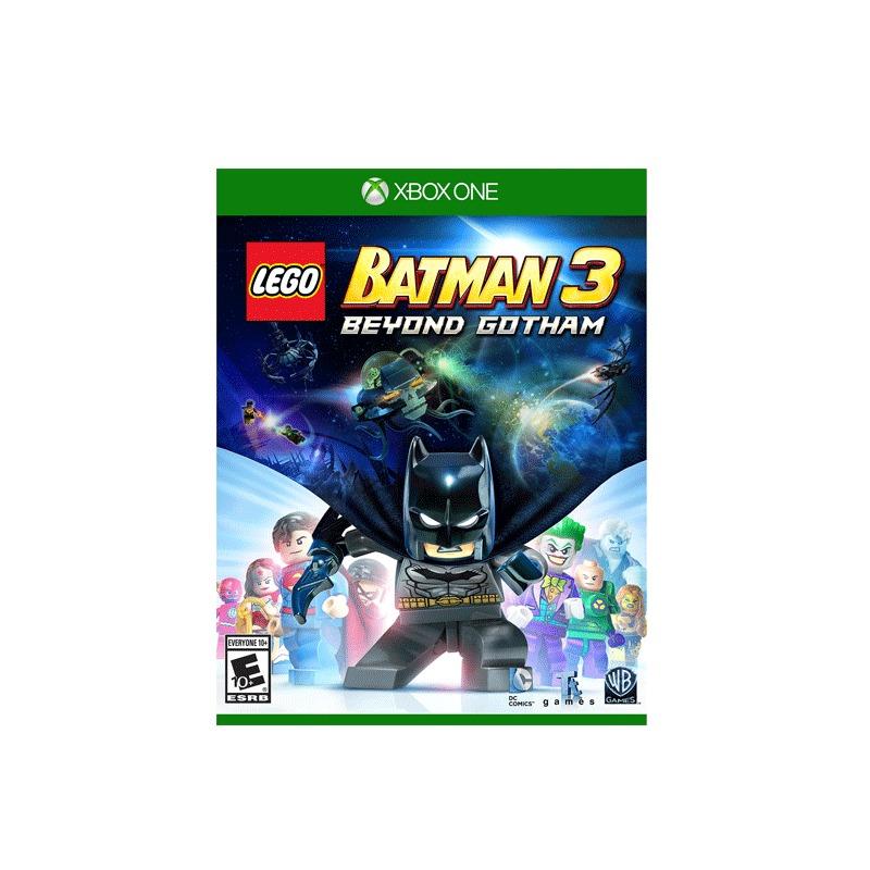 Juego Para Xbox 360 Lego Batman 3 Beyond Gotham Zonatecno U S 29