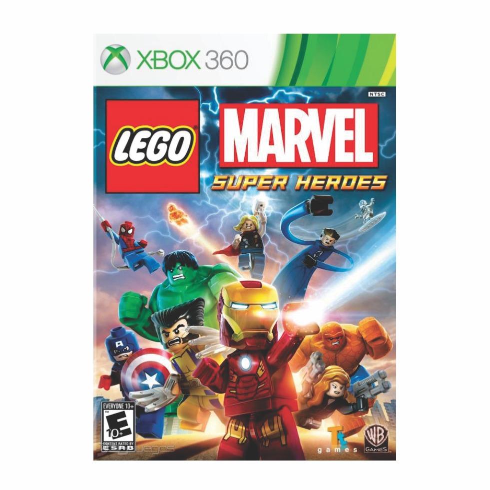 Juego Para Xbox 360 Lego Marvel Super Heroes Zonatecno