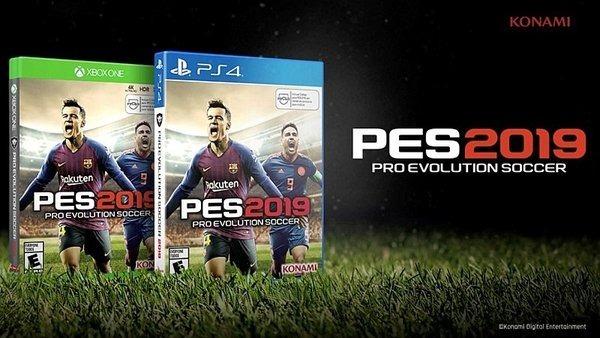 Juego Pes 2019 Para Ps4 Y Xbox One U S 94 00 En Mercado Libre