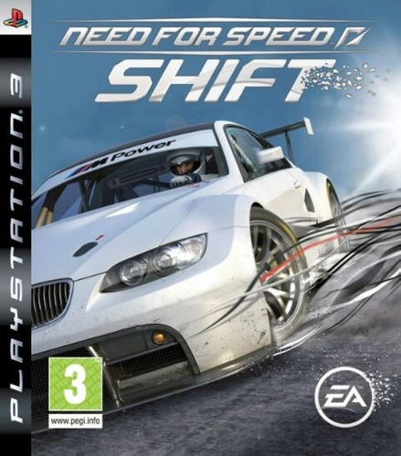 juego play station3 - need for speed shift