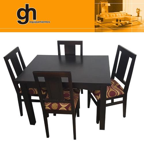 juego sillas comedor