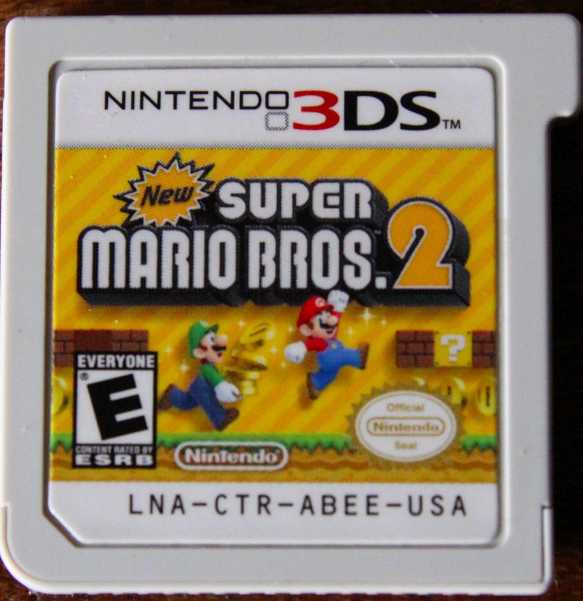 Juego Super Mario Bros2 Para Nintendo Ds 3d Sin Caja 800 00 En