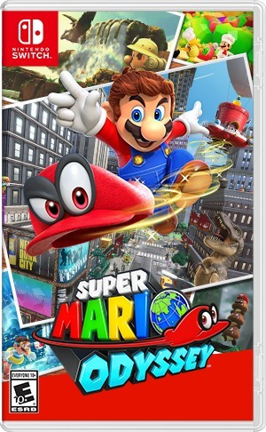 juego super mario odyssey nintendo switch cuotas anywhere