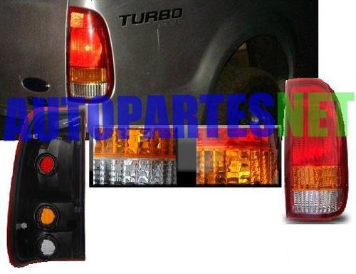 juego x2 faro trasero ford f 100 duty 2000 al 2012