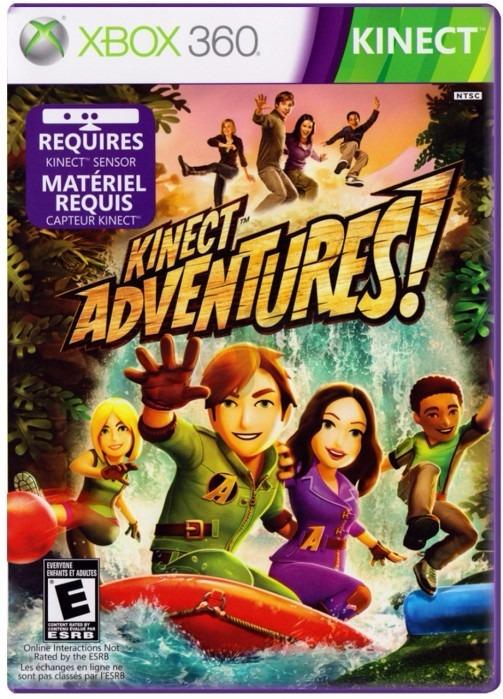 Kinect Adventures Juego Xbox 360 Original 500 00 En Mercado Libre