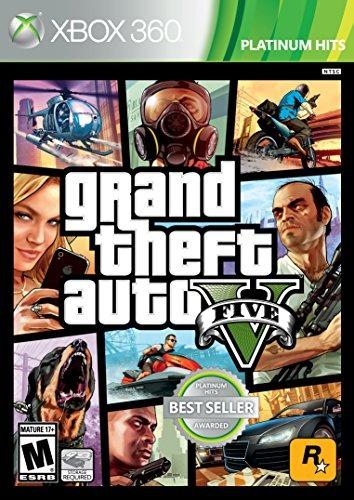juego xbox 360 grand theft auto v xbox 360