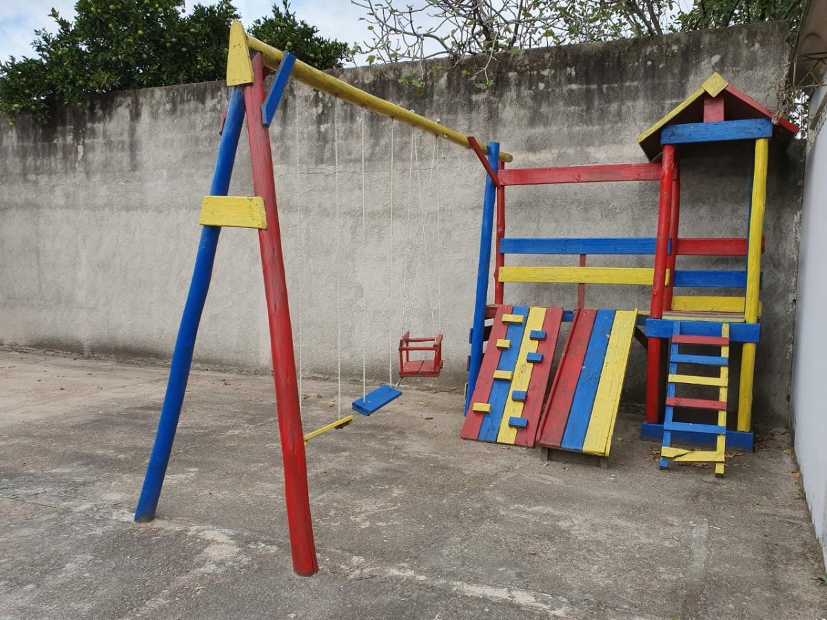 Juegos De Jardin Para Niños En Madera $ 1.000 - $ 1.000,00 en ...