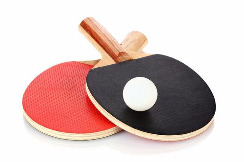 juegos de paletas de ping pon con red, soportes y 2 pelotas