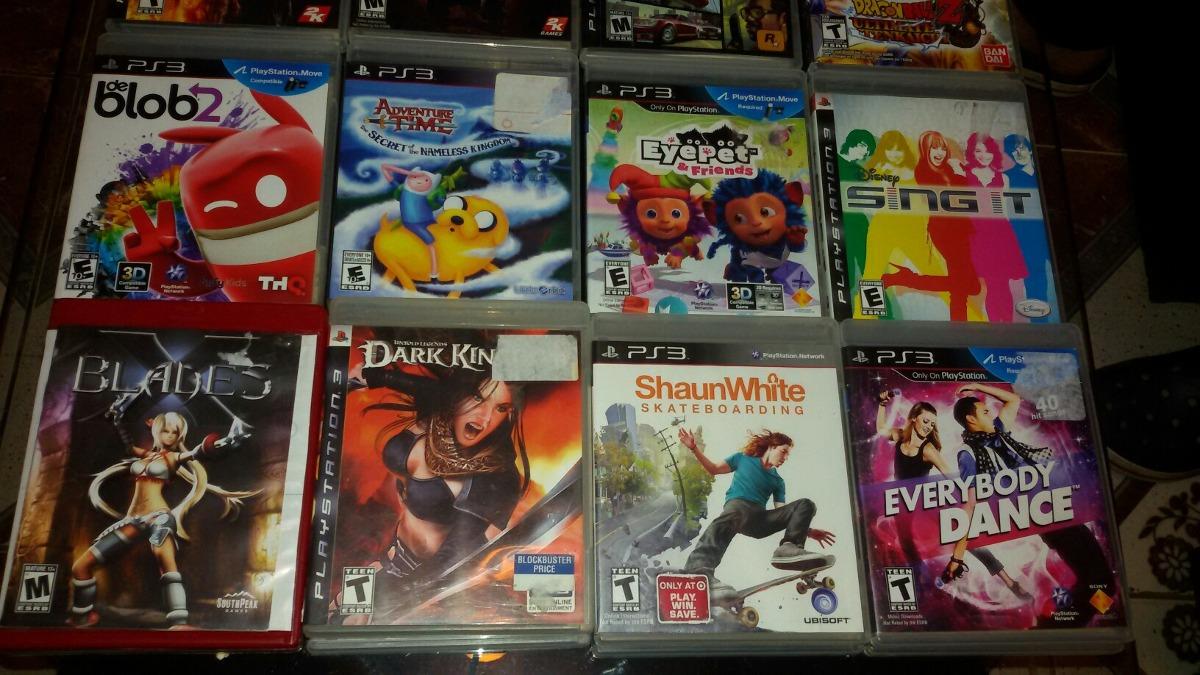 Juegos De Play Tres Originales Y Variados Desde 500 500 00
