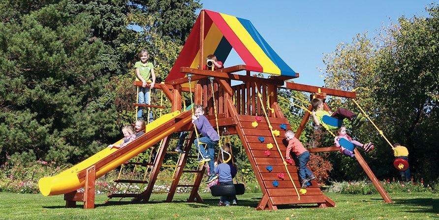 Juegos Jardin Infantiles Rainbow Cica 10 Pkg Ii
