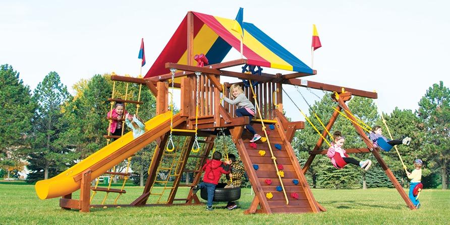 Juegos Jardin Rainbow Sunshine Castle Sca5 Ii Petit Baby
