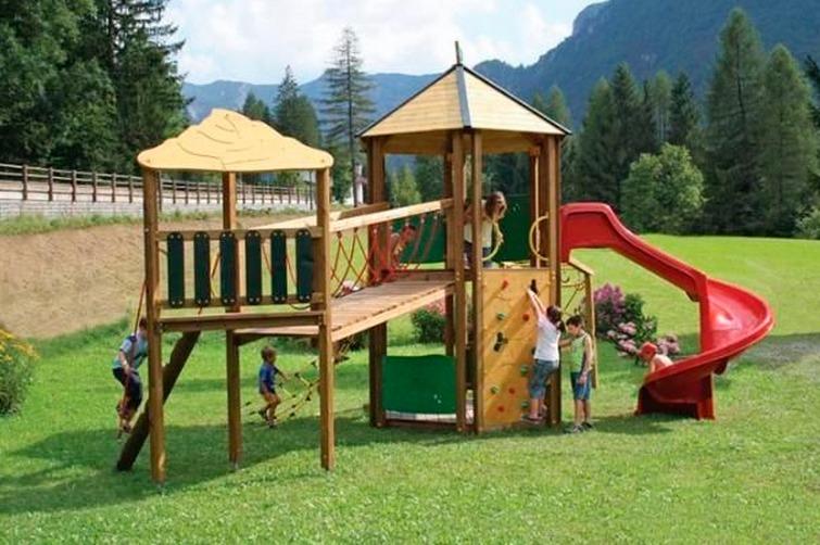 Plaza De Juegos Para Ninos Juegos Al Aire Libre Hamaca U S 6 800