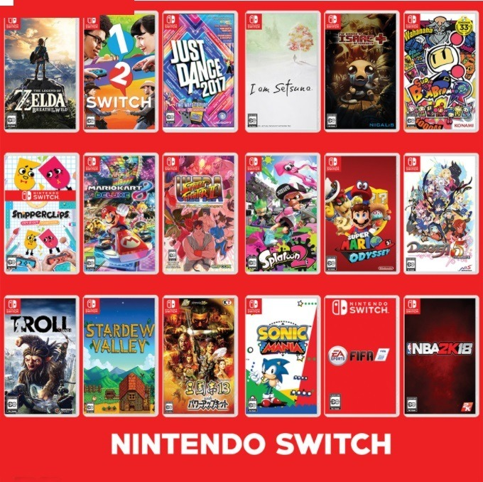 Juegos Nintendo Switch Digitales Originales 849 00 En Mercado Libre