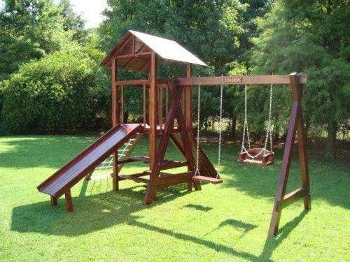 Juegos Para Niños De Jardin En Madera