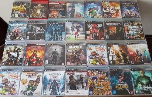 juegos playstation ps3 play