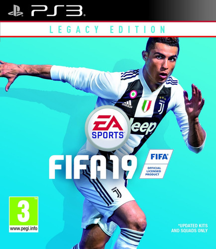 juegos ps3 originales pack: pes19+ fifa19+ fifa street play3