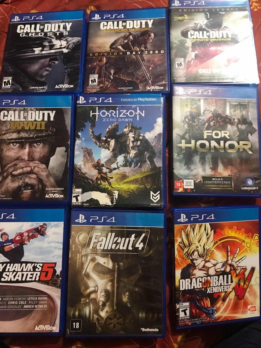 Juegos Ps4 Playstation 4 Usados Nuevos 800 00 En Mercado Libre