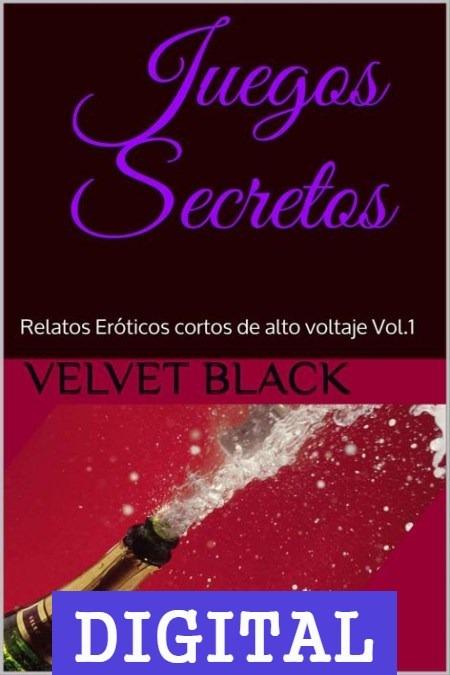 Juegos Secretos Velvet Black 120 00 En Mercado Libre