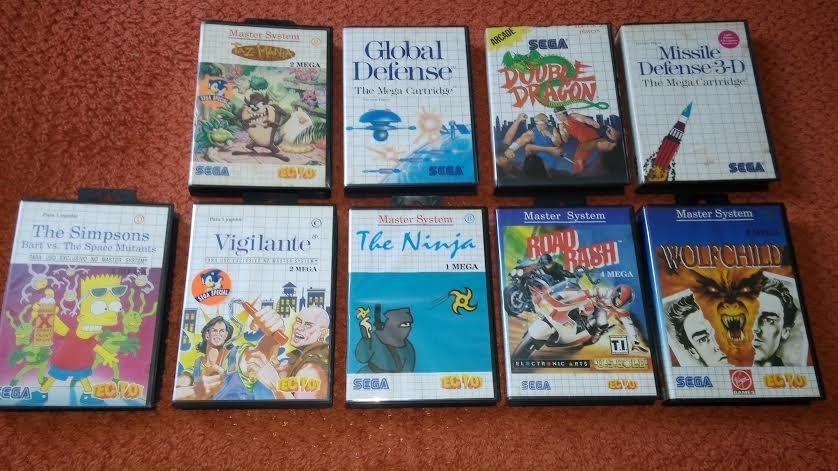 Juegos Sega Master System 400 00 En Mercado Libre