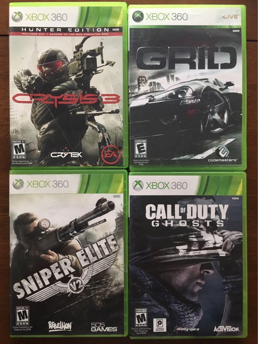 Juegos Xbox 360 Nuevos Originales Liquido 390 00 En Mercado Libre