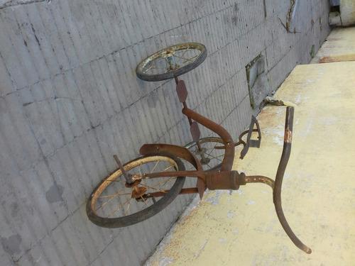 juguete a pedal triciclo grande