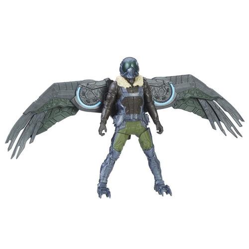 juguete figura marvel vulture spiderman marvel hasbro