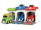 juguete juego multi auto  tomy